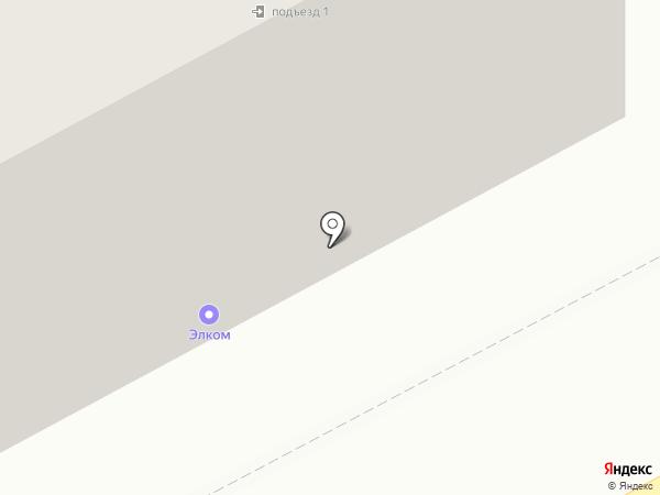 Сервисно-монтажный центр медицинского и торгового оборудования на карте Астрахани