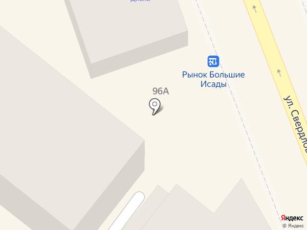 Ювелирный магазин на карте Астрахани