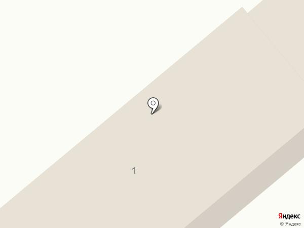 Центр временного содержания иностранных граждан на карте Осыпного Бугра