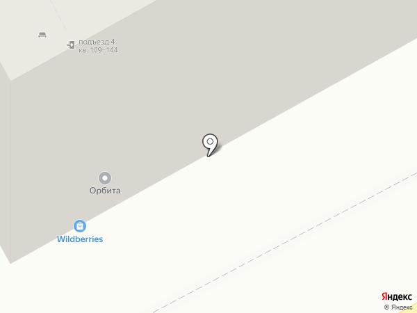 Термо-Лайф на карте Астрахани