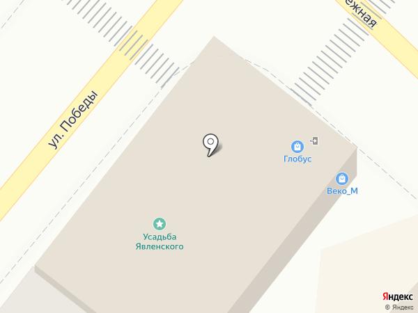 Булкин на карте Астрахани