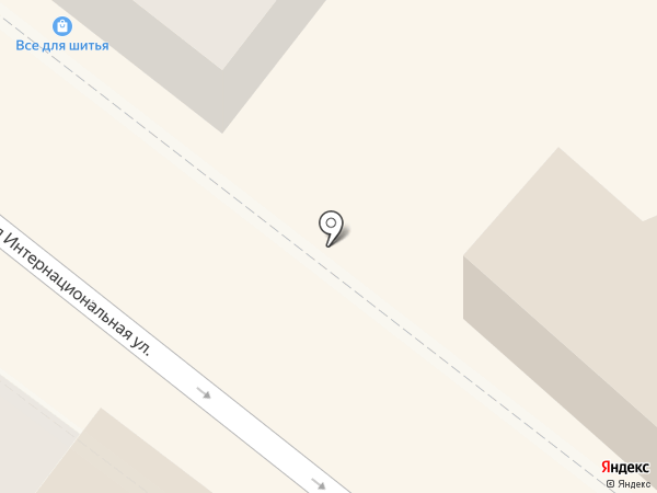 Ан-нур на карте Астрахани