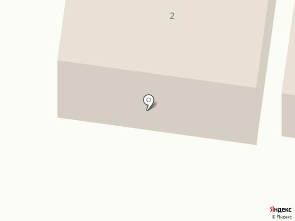 МАКС-М на карте Астрахани