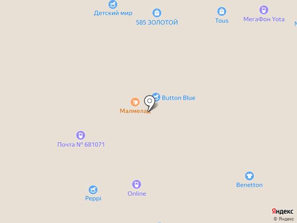 KARATOV на карте Астрахани