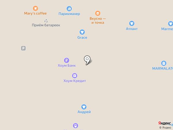 Chic на карте Астрахани