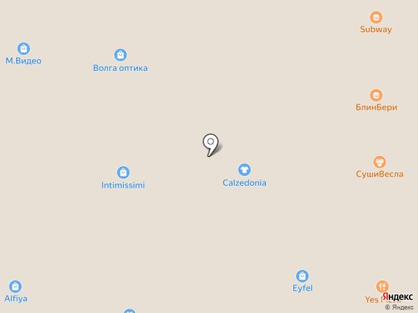 Зайка Ми на карте Астрахани