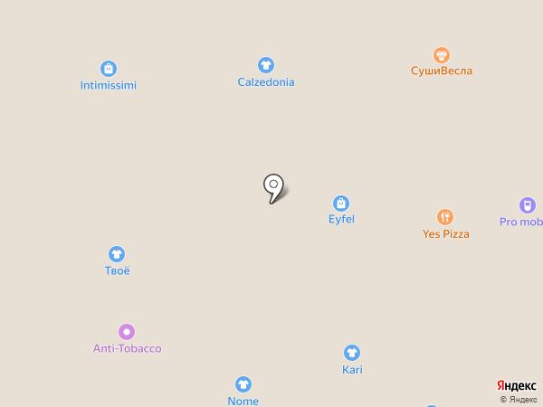 iPont на карте Астрахани