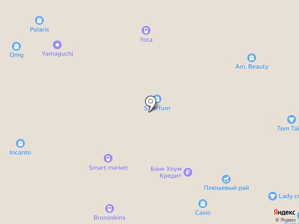 S Parfum на карте Астрахани