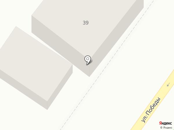 ЗОЛОТАЯ ЛОЗА на карте Астрахани