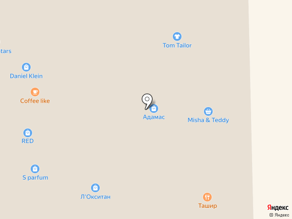 MilaVitsa на карте Астрахани
