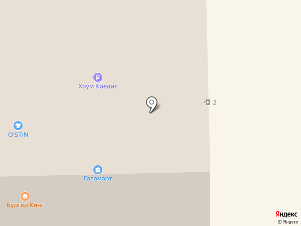 Банкомат, Промсвязьбанк, ПАО на карте Астрахани