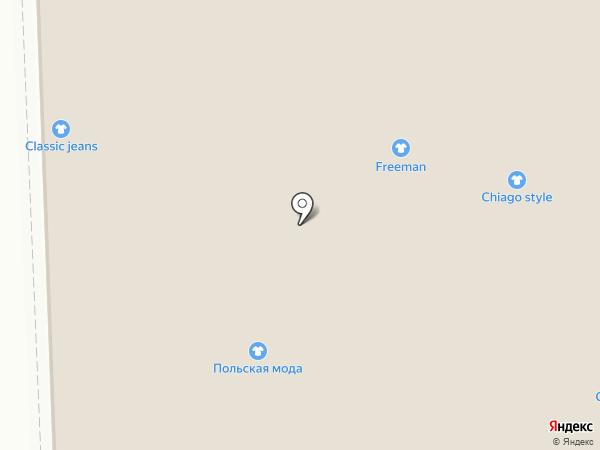 Eifello на карте Астрахани