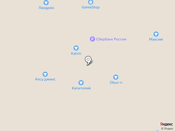 Он & Она на карте Астрахани