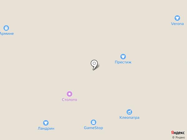 Эйфория на карте Астрахани