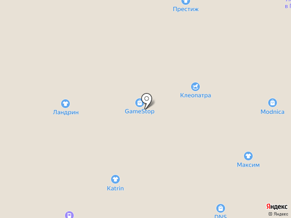 Армине на карте Астрахани