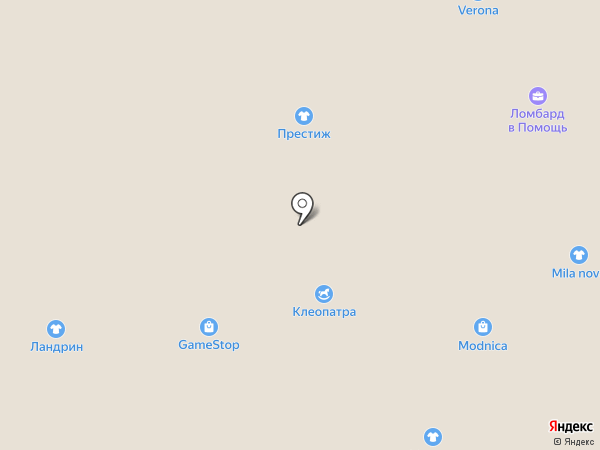 Соло на карте Астрахани