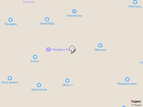 Tatiаna на карте Астрахани