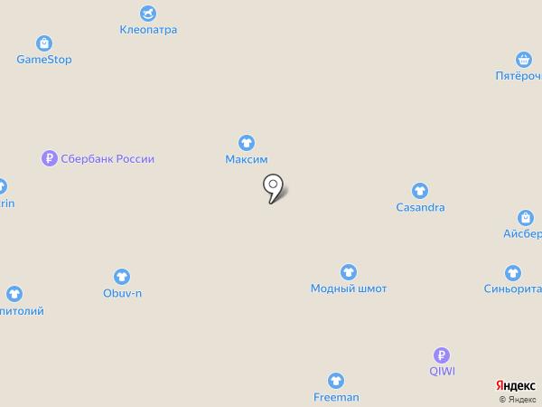 Grand Gudini на карте Астрахани