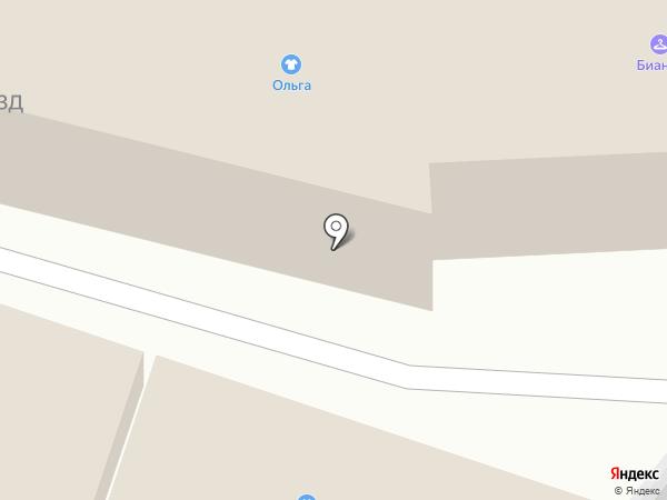 Все для... на карте Астрахани