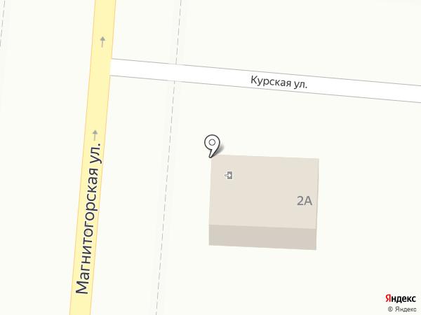 Мастерская по изготовлению ключей и заточке инструмента на карте Астрахани