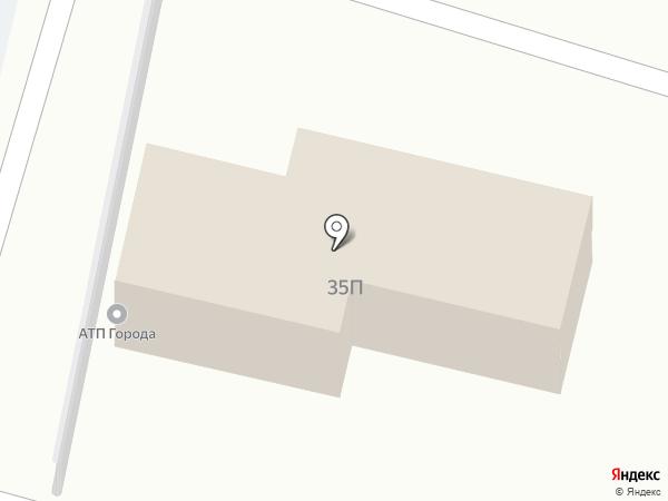 АЛЬЯНС-СЕРВИС на карте Астрахани