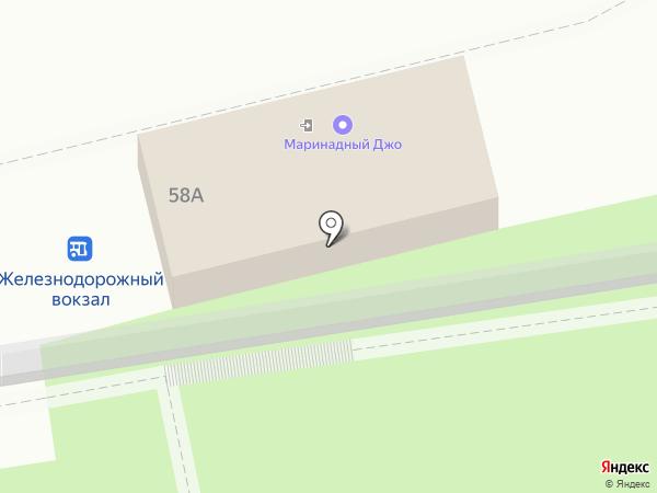 Планета Железяк на карте Астрахани