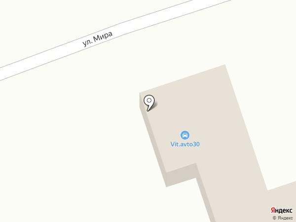 Шиномонтажная мастерская на карте Кирпичного завода №1