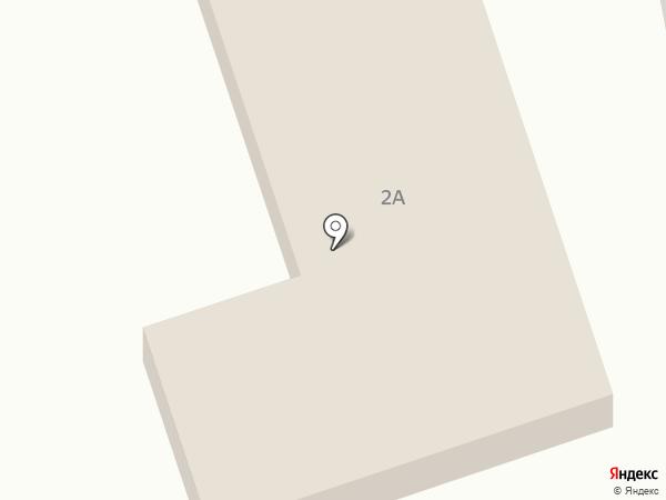 Магазин автозапчастей на ул. Мира на карте Кирпичного завода №1