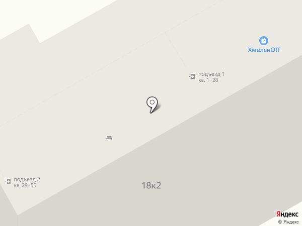 АСТРАСНАБСЕРВИС на карте Астрахани
