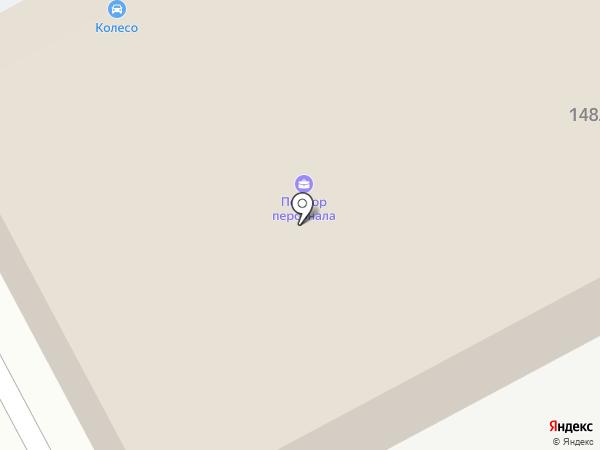 Самовар на карте Астрахани