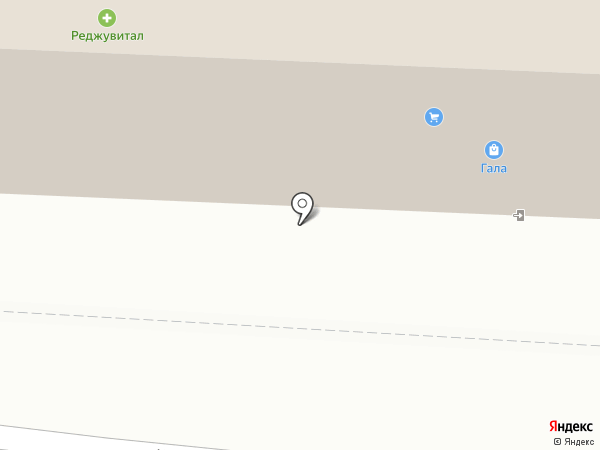 Массажный кабинет на карте Астрахани