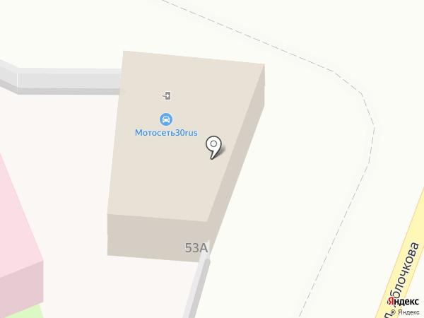 Мотосеть30rus на карте Астрахани