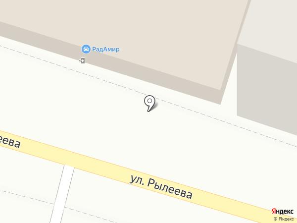 oemavto на карте Астрахани