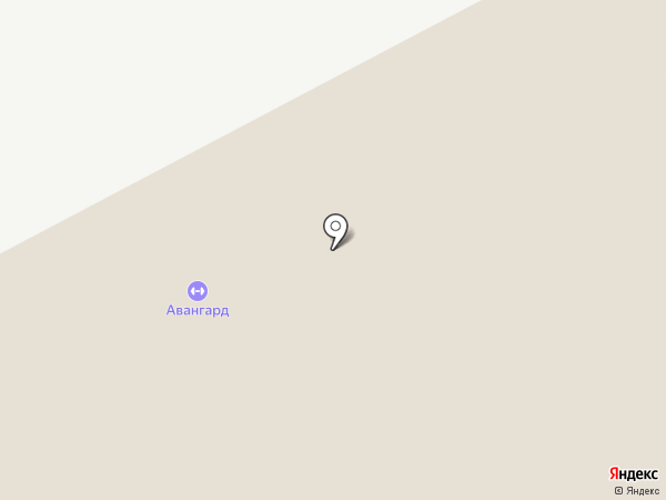 ТОРЭКС на карте Астрахани