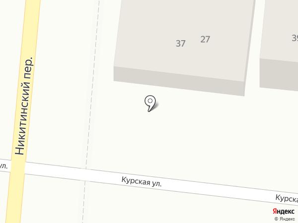 Торгово-сервисная фирма на карте Астрахани