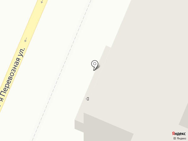 Вкусный ряд на карте Астрахани
