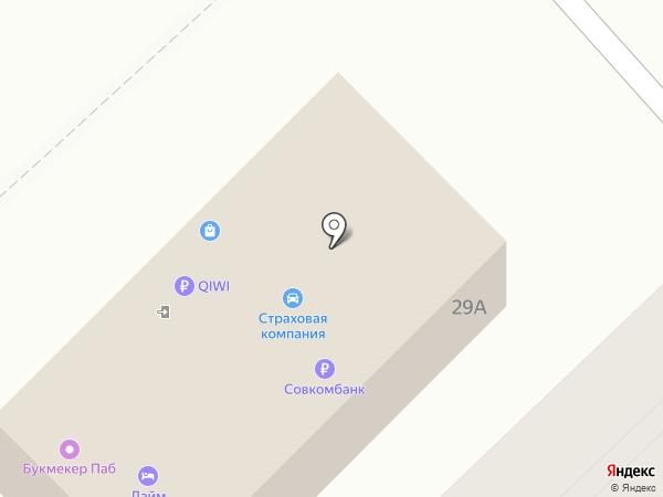 Многопрофильное агентство на карте Астрахани