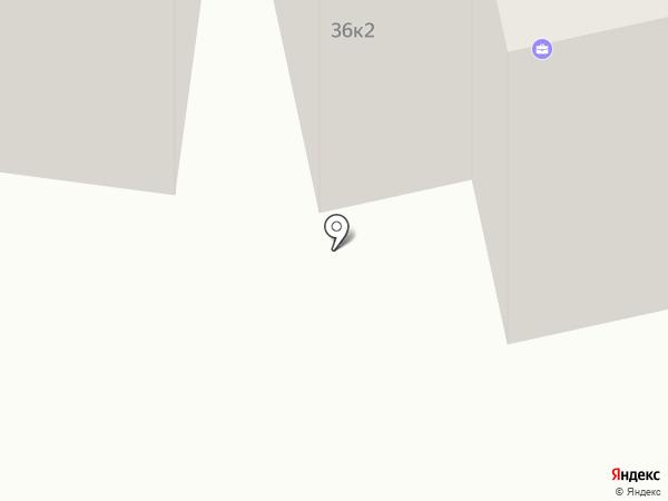 Лотос, ТСЖ на карте Астрахани
