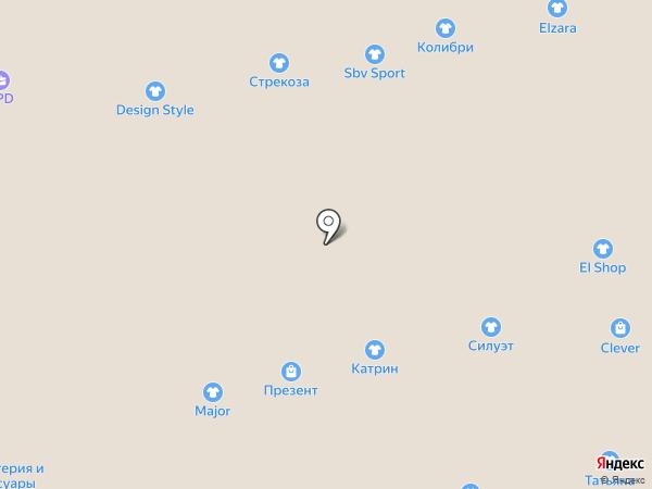 Ремонтная мастерская на карте Астрахани