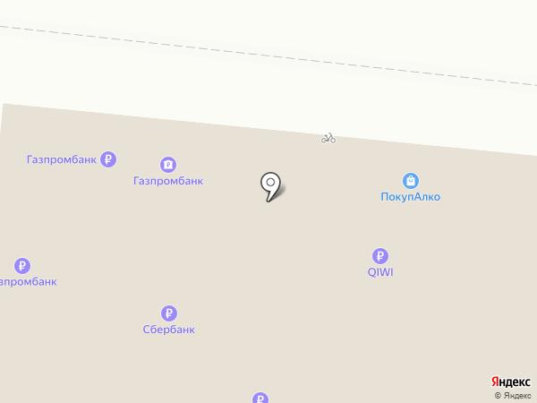 Банкомат, Банк ВТБ 24, ПАО на карте Астрахани