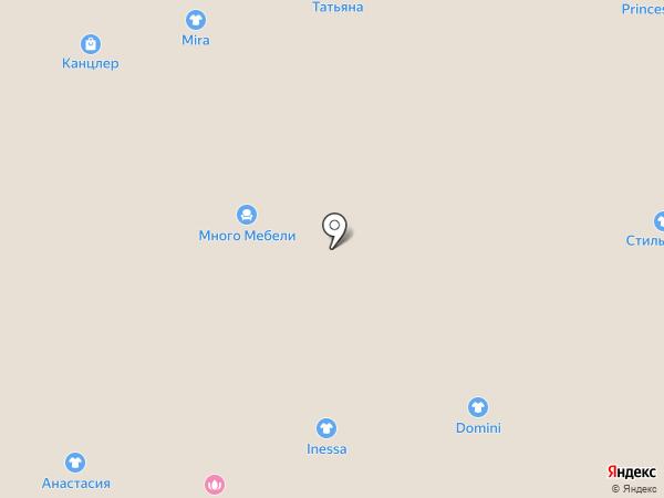 Domini на карте Астрахани