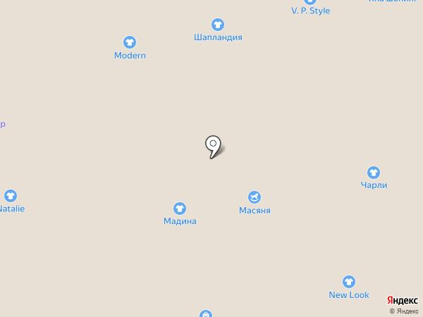 Магазин книг на карте Астрахани