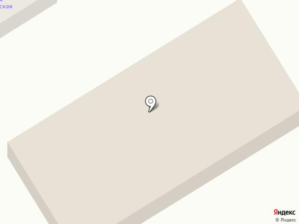 Сакура на карте Кирпичного завода №1