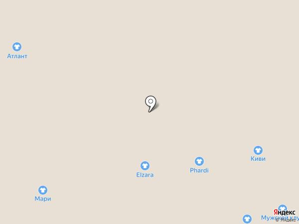Club house на карте Астрахани