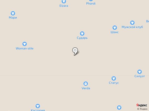 Арт Стиль на карте Астрахани