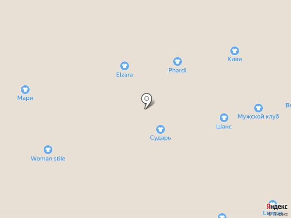 M.apta на карте Астрахани