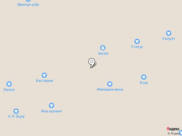 Giotelli на карте Астрахани