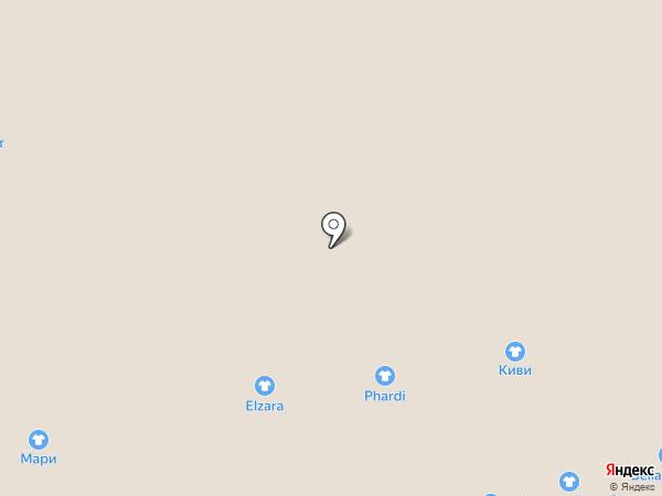 Angels на карте Астрахани