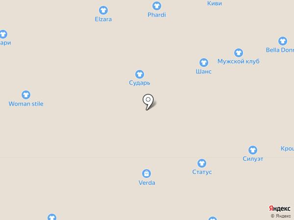 Avalon на карте Астрахани