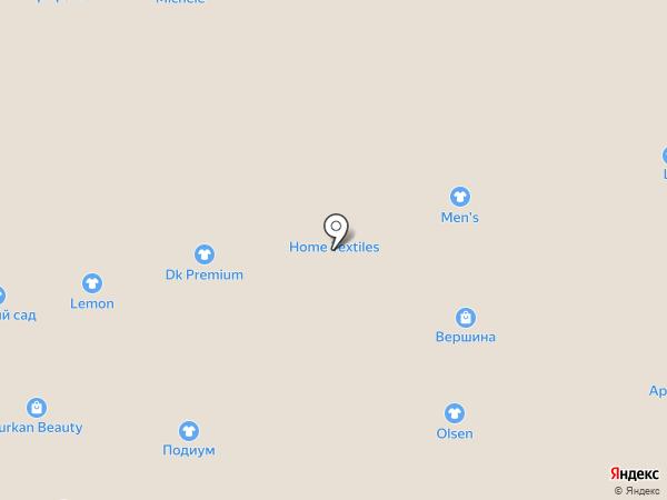 Дельфин на карте Астрахани